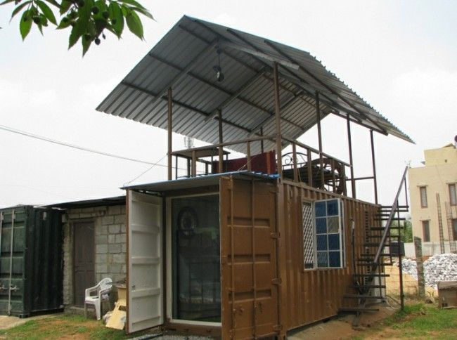 Container Solutions India Bangalore Single Container Home