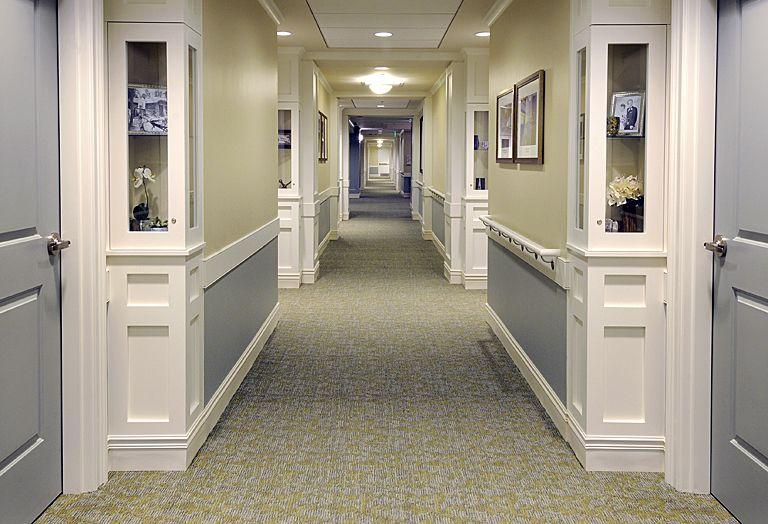 Corridor Design: In Dunwoody, GA #healthcare