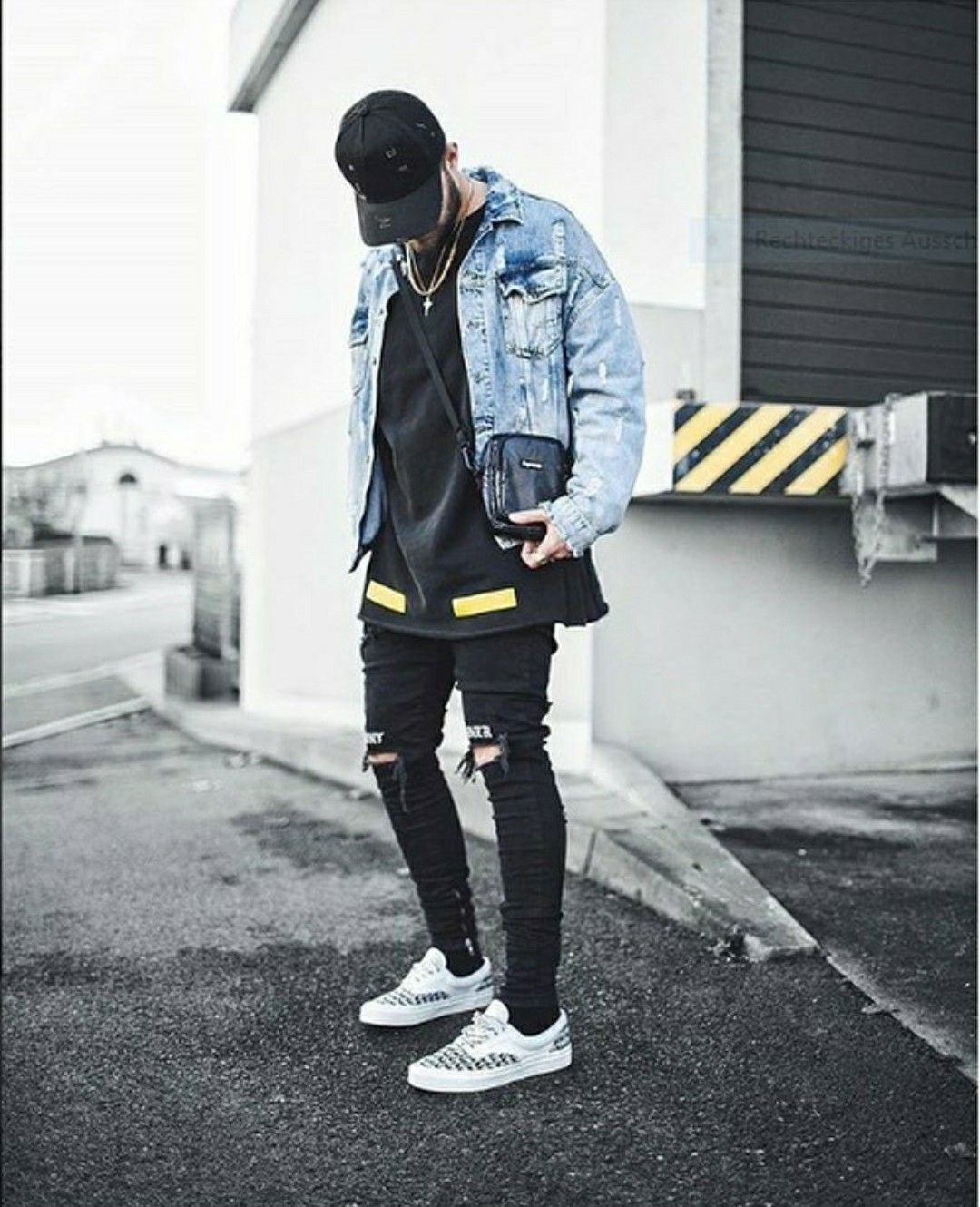 Pin by Man of X on Streetwear  Hypebeast outfit, Mens fashion