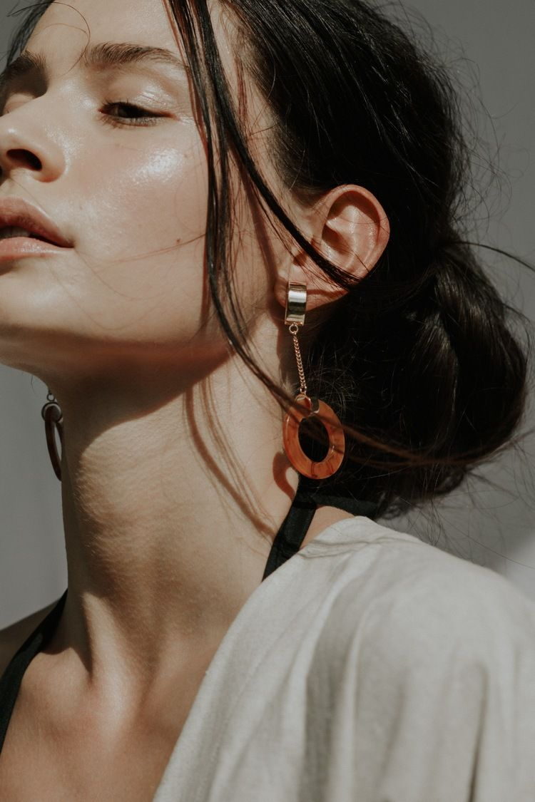 Photo of Lara- A Summer Beauty Editorial  — Jenny Wu Photography