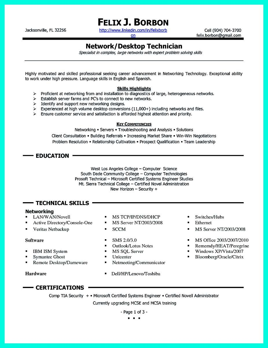 nice Computer Programmer Resume Examples to Impress Employers ...