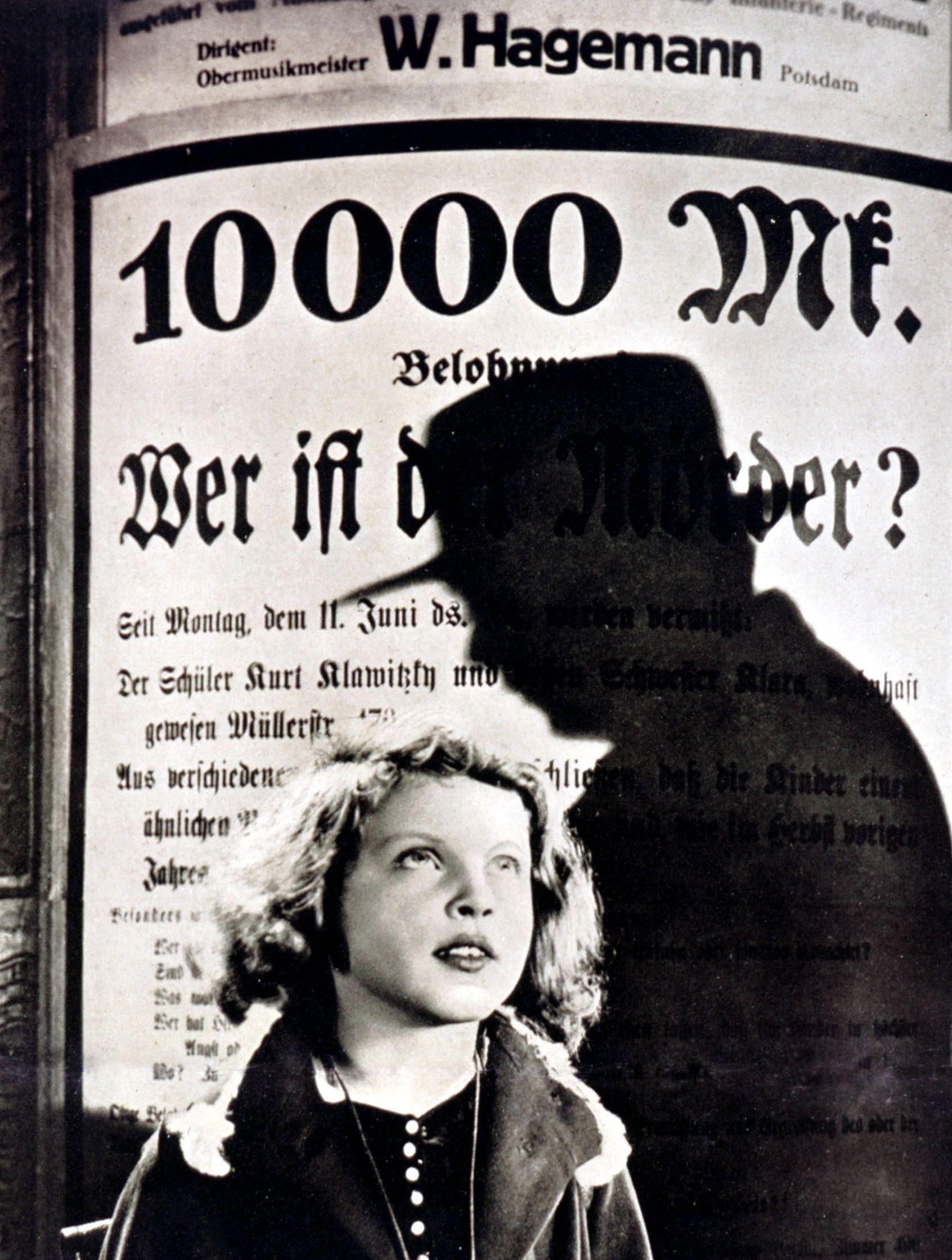 Noir Cinema - German Expresionism