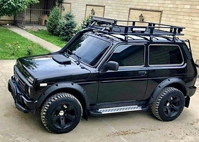 Cool Lada Niva | Jeep cars, Vehicles, Suv cars