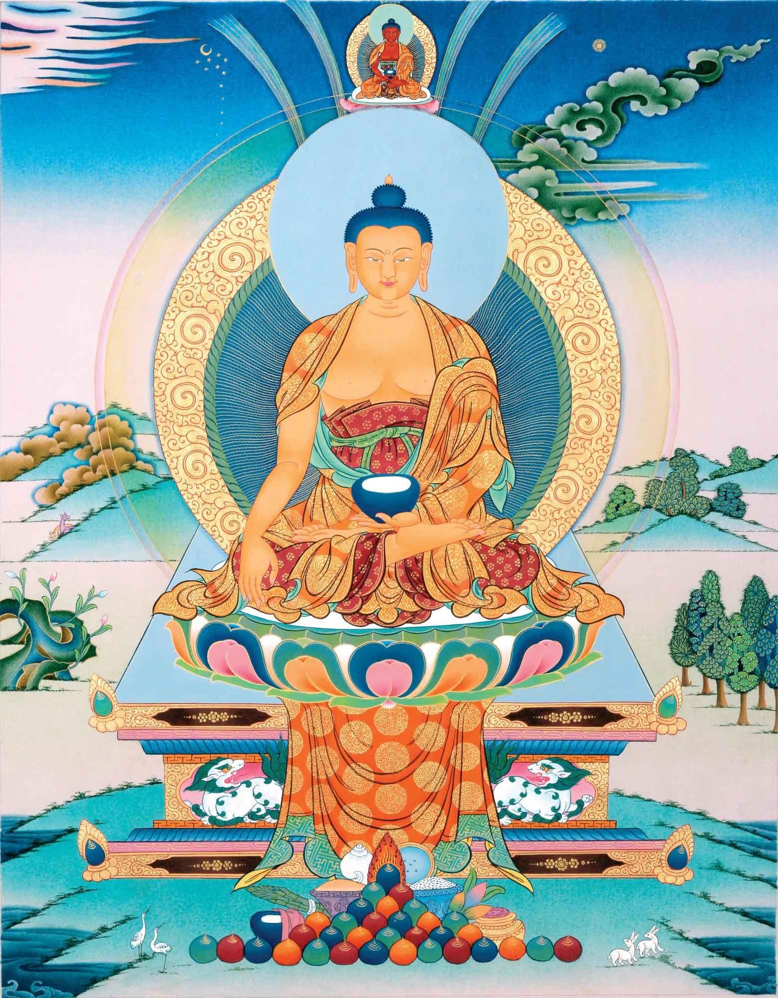 Раз уж такой день - садхана Будды Шакьямуни (с изображениями ...