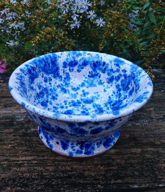 Hand Thrown Ceramic Bowl Medium Size by TheFathersMarket on Etsy, $24.97