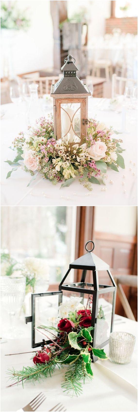60 Insanely Wedding Centerpiece Ideas You\'ll Love | Lantern wedding ...