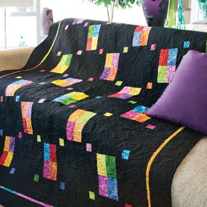 Free Modern Quilt Pattern - Free Quilting Pattern | DailyCraft ... : easy modern quilt patterns free - Adamdwight.com