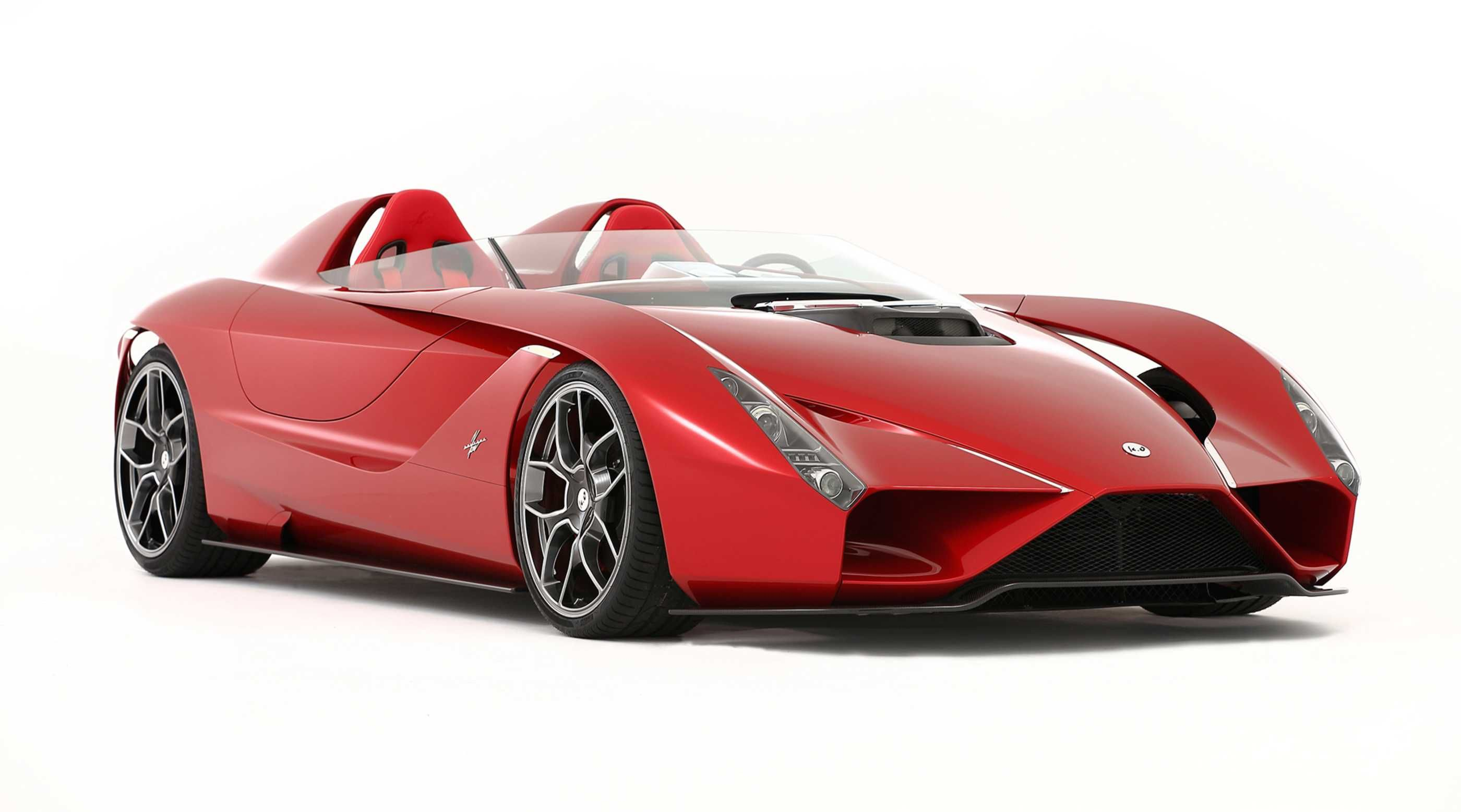 Former Ferrari Designer Ken Okuyama Announces His Own Supercar Superauto Ferrari Peugeot