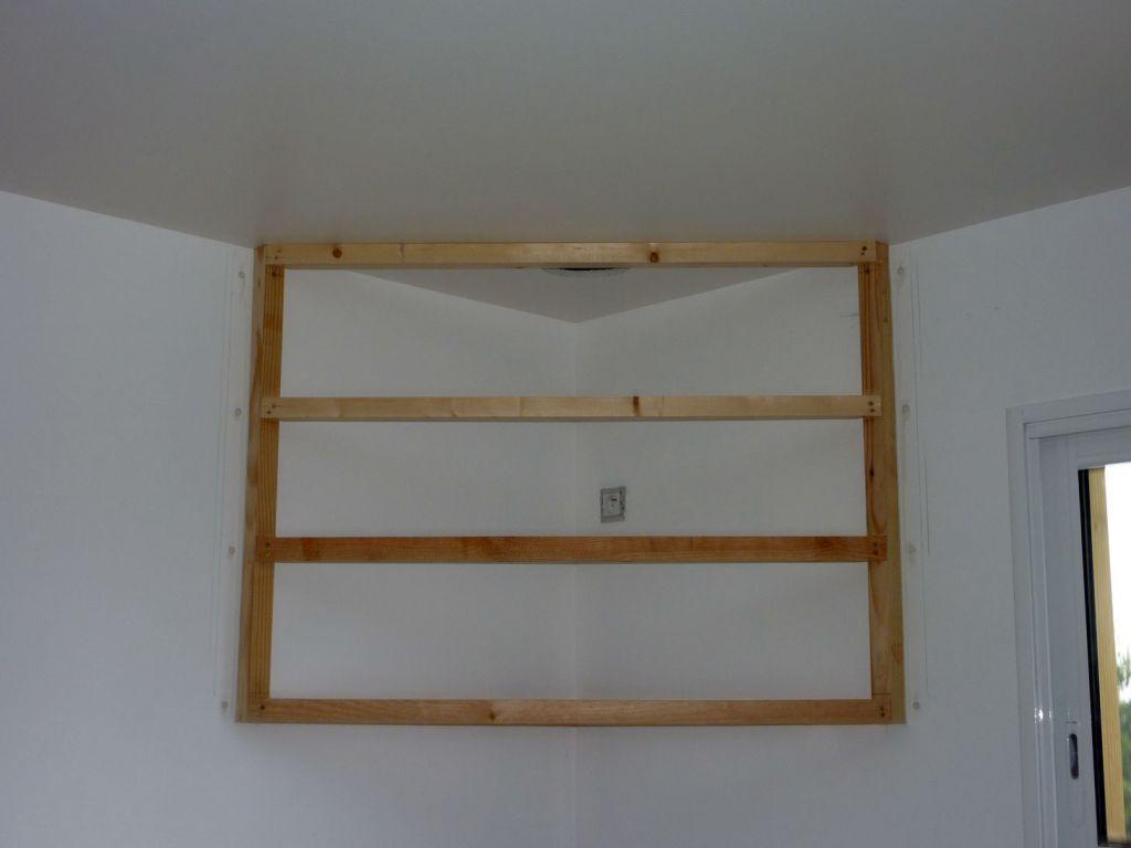 cadre destin a poser la hotte dans l 39 angle de la cuisine bonne id e pinterest hotte. Black Bedroom Furniture Sets. Home Design Ideas