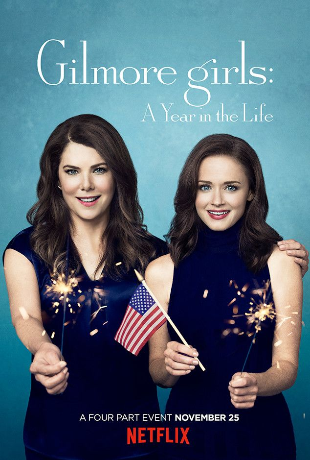Alert Here Are 4 New Gilmore Girls Posters To Delight You With