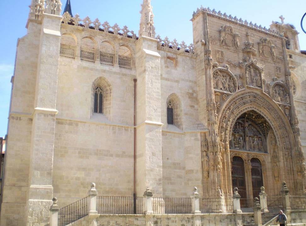 Aranda De Duero La Iglesia De Santa Maria Ha Recuperado Todo Su