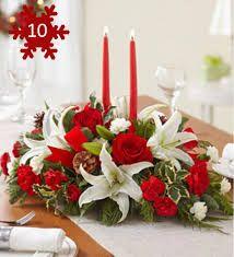 Resultado de imagem para decoração de mesas para o natal