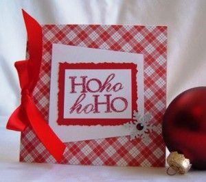 Lindas tarjetas de navidad hechas a mano prep rate con for Decoracion de casas hechas a mano