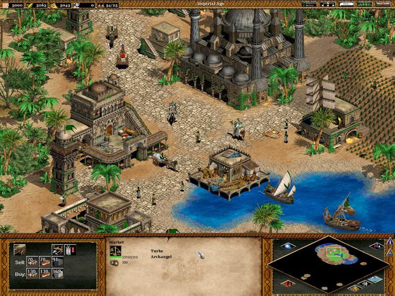 Age Of Empires Ii The Age Of Kings Screenshot