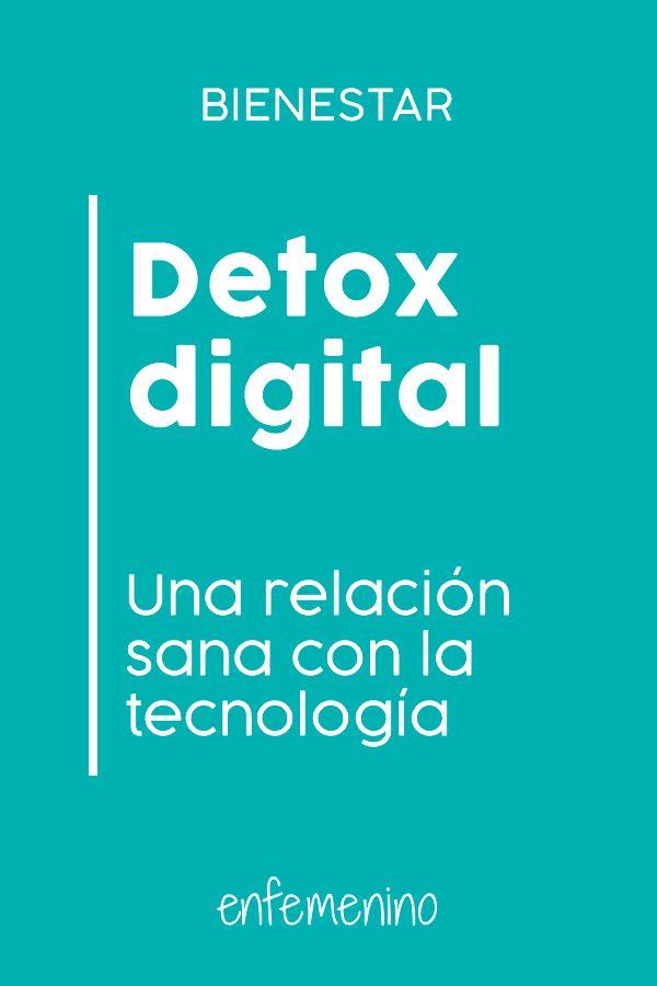 Las claves para hacer un detox digital