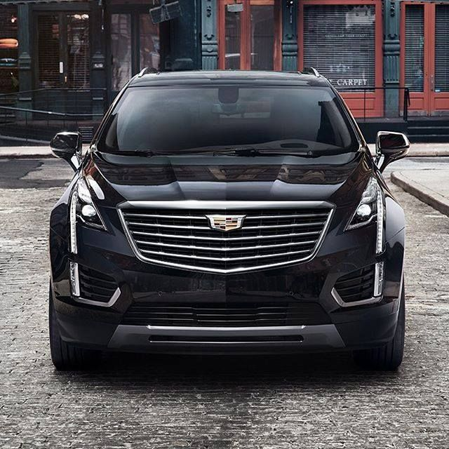 Pin On A Striking Statement. The First-ever #Cadillac #XT5