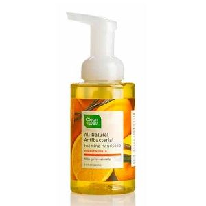 Cleanwell Anti Bacterial Foaming Hand Soap Soap Natural Cleanse