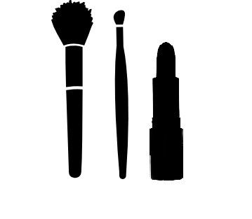 Makeup Artist Decal Makeup Car Decal Pinned By Pinetsycom - How to make car decals with cricut expression