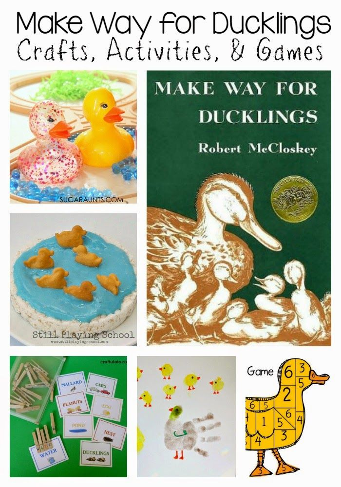 Make Way For Ducklings Book Club Play Date Ideas Make Way For Ducklings Kids Book Club Ducklings