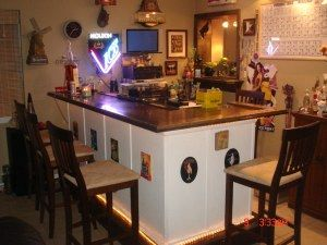SPEEDY-BUILD Home Bar Construction Plans | Design: Decorating ...