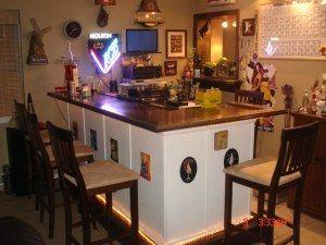 SPEEDY-BUILD Home Bar Construction Plans   Design: Decorating ...