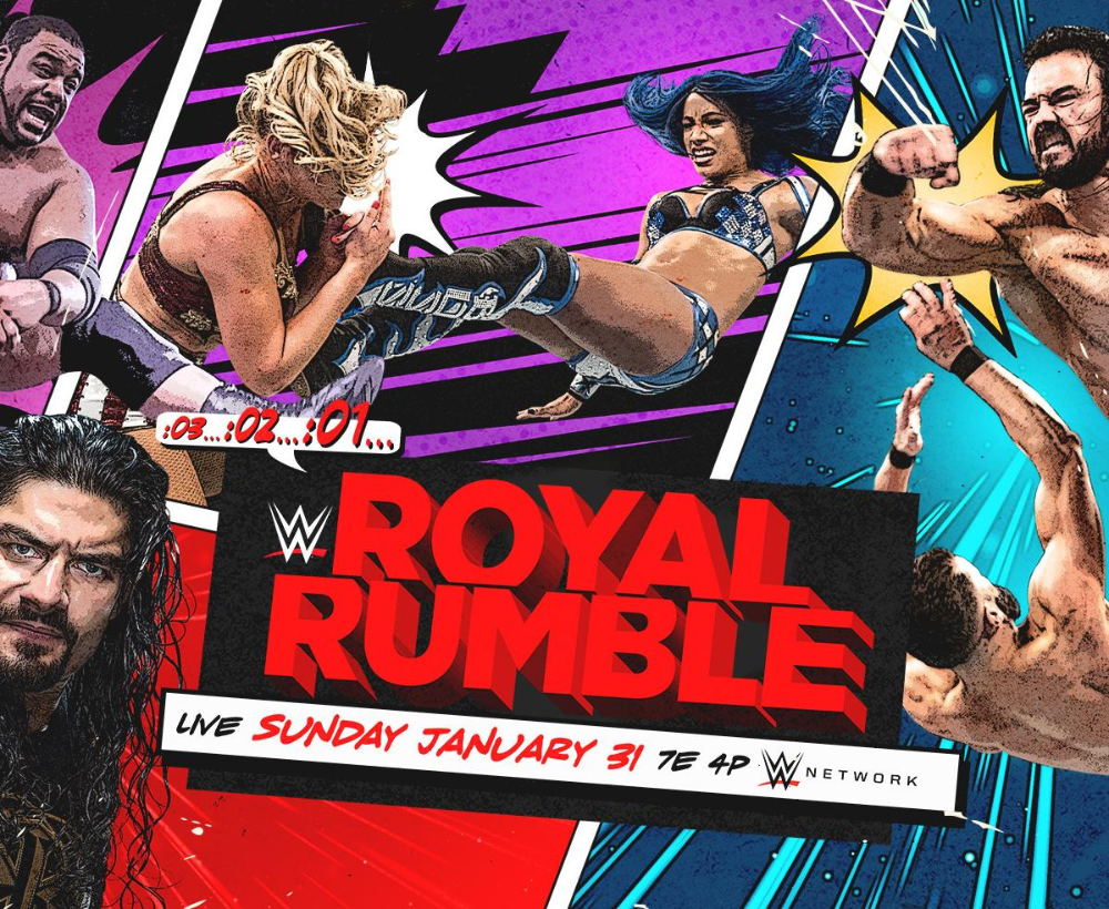 Wwe Royal Rumble 2021 Results Reviewing Top Highlights And Low Points In 2021 Royal Rumble Wwe Royal Rumble Wwe