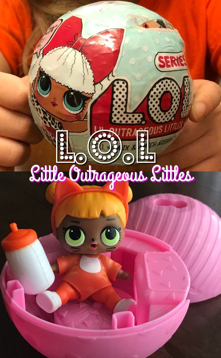 Lol Lil Outrageous Surprise Dolls Make Cool Gifts For Girls Cool