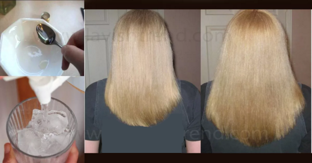 3 Ingredients to Use Your Hair Grow Faster and Longer In a Week ~ STKTBH