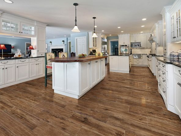 Tiles With Imitation Wood Looks Very Nice The More It Will Cost