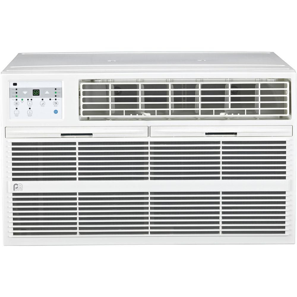 Perfect Aire 12 000 Btu 230v Through The Wall Air Conditioner With Heat And Remote Cont Wall Air Conditioner Air Conditioner With Heater Window Air Conditioner