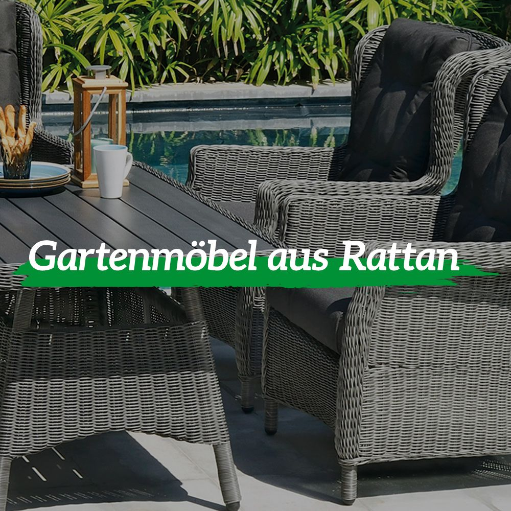 Korbmobel Aus Rattan Fur Garten Terrasse Und Balkon Korbmobel Rattan Gartenmobel