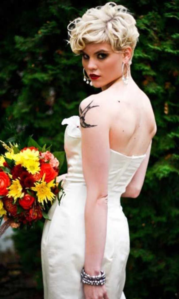 monica short hairstyles 2014 45 wedding hairstyles for short hair short wedding hair