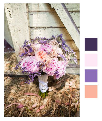 10 Tips For Choosing Your Wedding Colours, Part 2