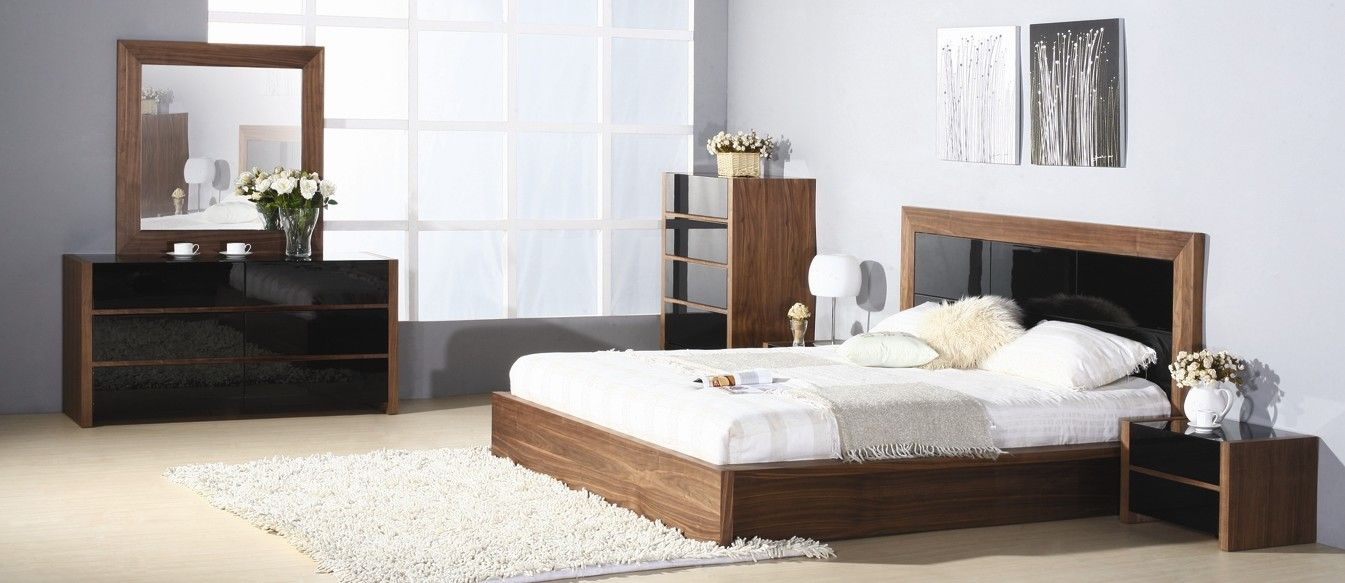 Hokku Designs Stark Platform Bedroom Collection | AllModern