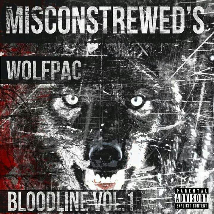 Misconstrewed Wolf Pack Bloodline Vol. 1