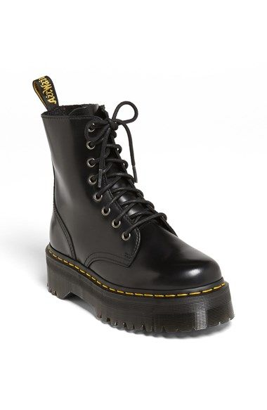 detailing new lifestyle look good shoes sale Dr. Martens 'Jadon' Boot in 2019 | Shoe boots, Boots, Shoes