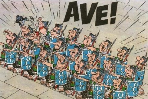 Pin By Graham Mew On Asterix Comic Book Drawing Fun Comics Cartoons Comics