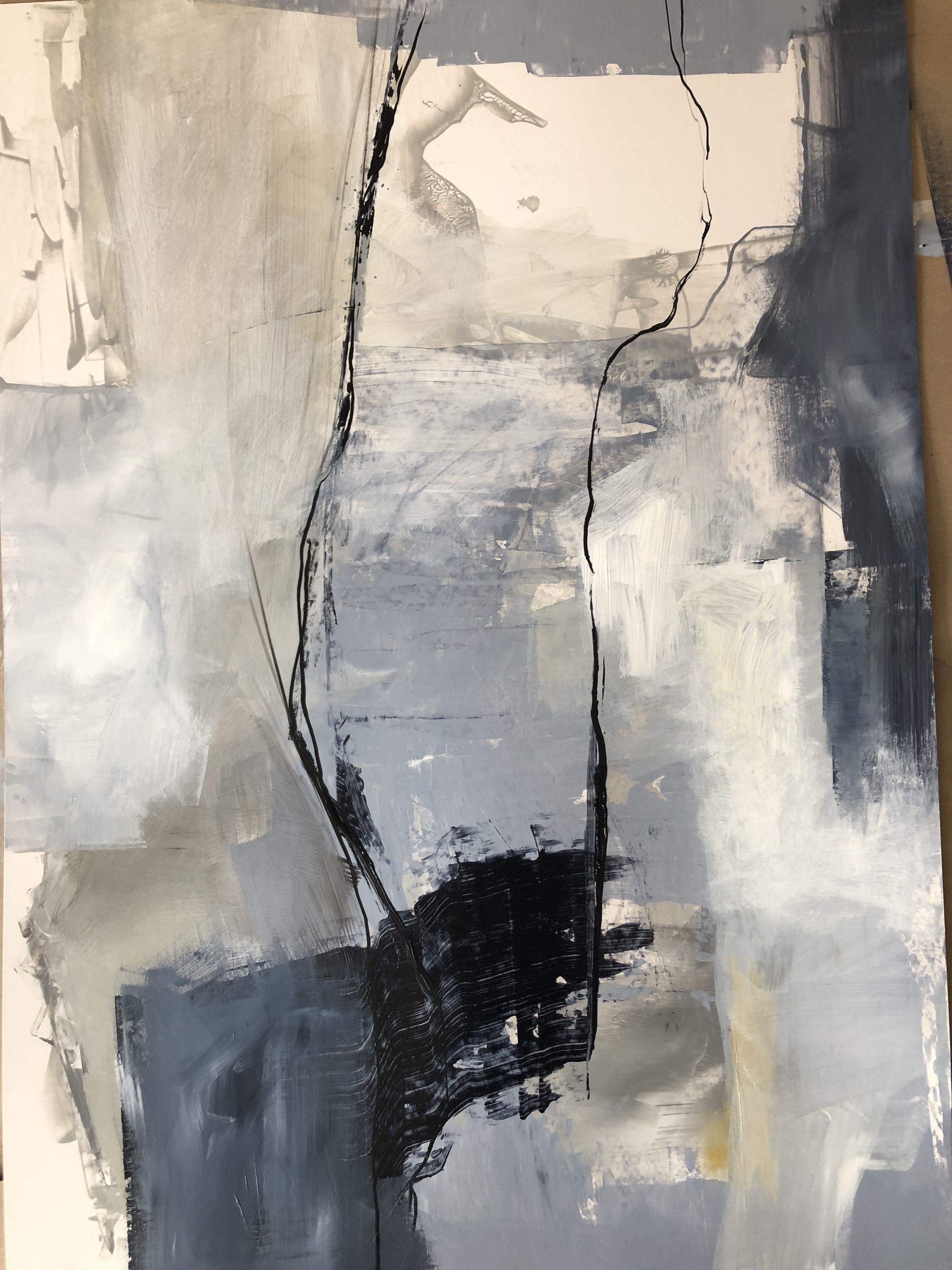 irina nass abstrakte malerei acryl acrylbilder abstrakt kunst abstraktes bild kaufen gesicht