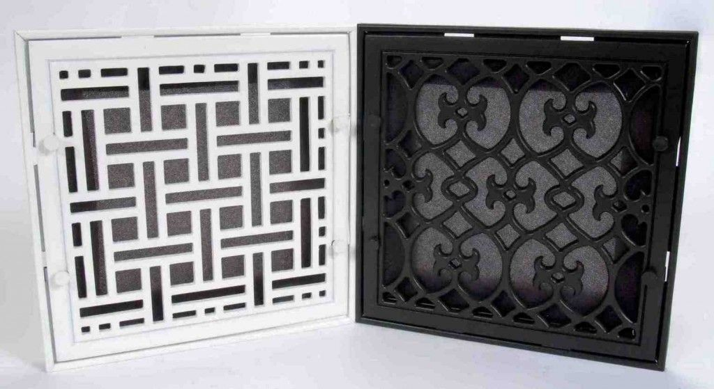 Indoor Wall Air Conditioner Cover LIH 1 Wall Covering