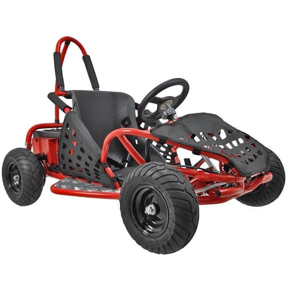 Razor ground force electric go kart blue products go bowen baha x 48v 1000w electric go kart sciox Image collections