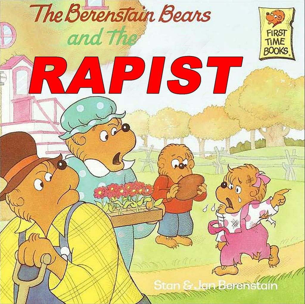 Rejected Berenstain Bears Titles