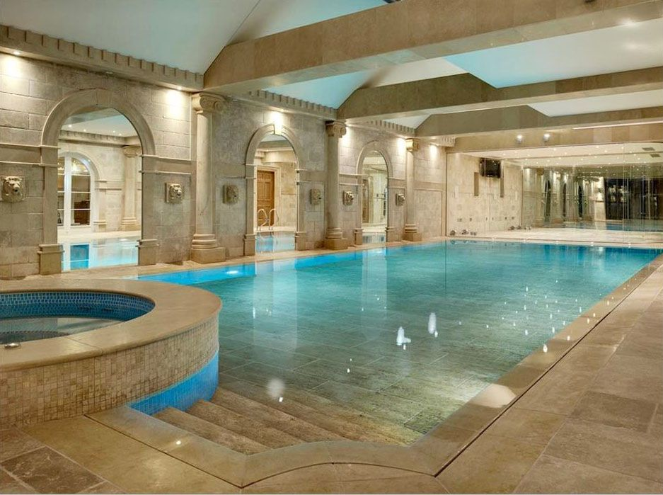 Inspiring Indoor Swimming Pool Design Ideas For Luxury Homes