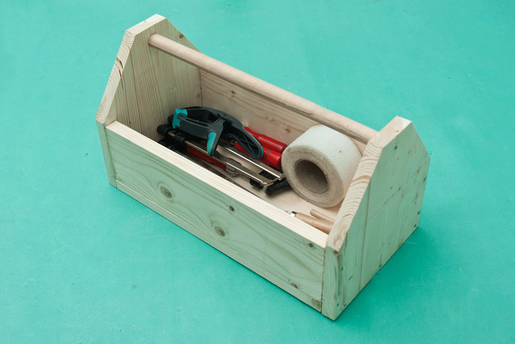 How To Make A Wooden Tool Box Wooden Tool Boxes Wood Tool Box