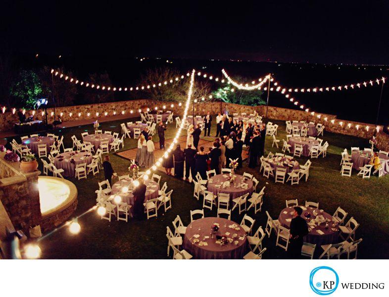 Bella Collina Wedding Lighting For Outdoor Dance Floor Reception Layout By Keleidoscope Event