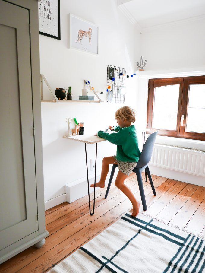 slaapkamer make over en diy halfhoogslaper – ikea nordli hack – mix