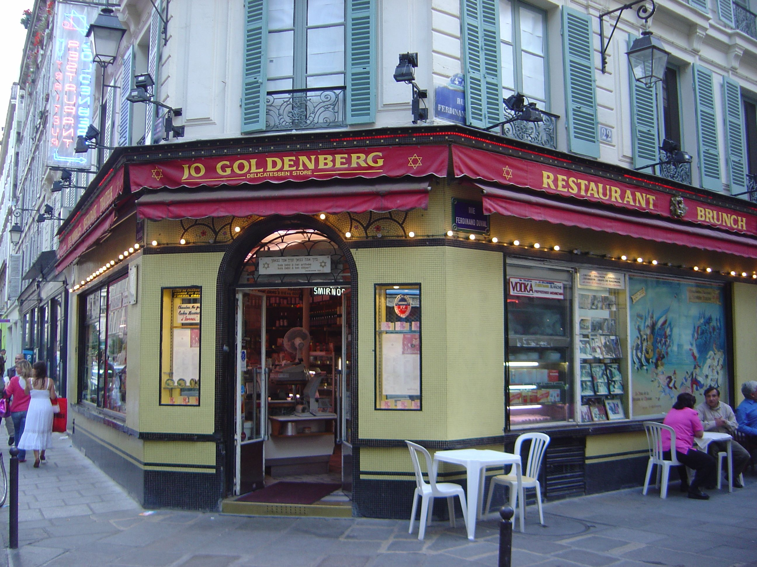 Budget Restaurants In Paris