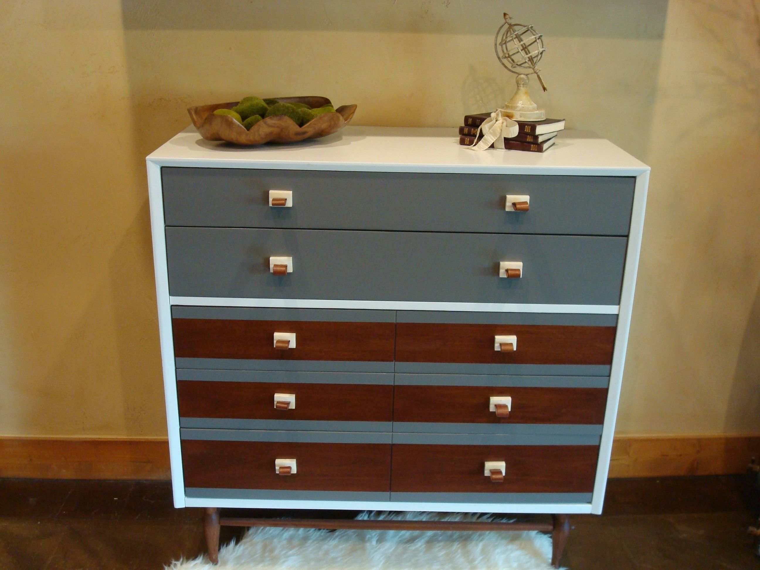 Best Mid Century Tall Boy By Modern Relic Mcm Furniture 400 x 300