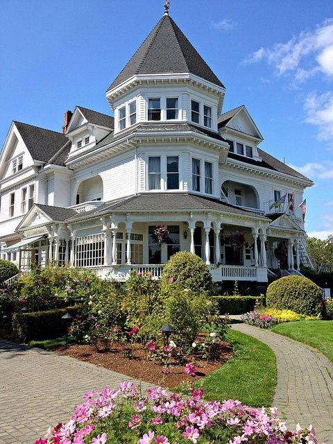 The Gatsby Mansion Victoria, British Columbia, Canada