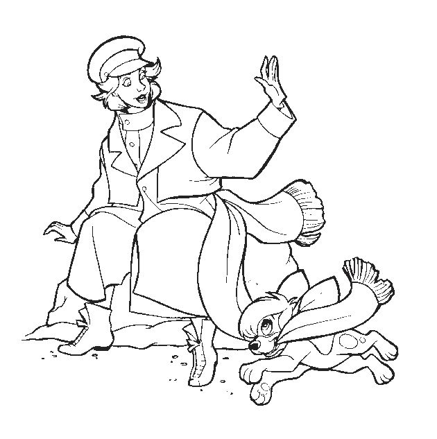 Anastasia Coloring Pages Free