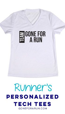 9c2c8e29d Create your own tech tee with your own logo, exclusively From Gone For a Run